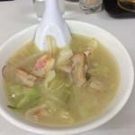 長崎飯店 - チャンポンスープ