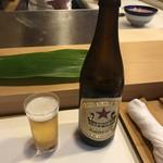 阿津満 - まずビール