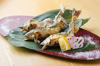 ひとはし - 季節の焼き魚
