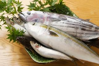 ひとはし - 毎日目利きした魚料理に注目です!