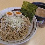 渡辺製麺 つけ麺 暁 - つけ麺(煮玉子付き)