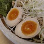 渡辺製麺 つけ麺 暁 - エエエ感じの湯で加減☆