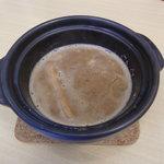 渡辺製麺 つけ麺 暁 - つけ汁