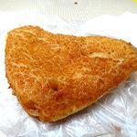 双葉サービスエリア(下り線)パン工房ふたば - ハムチーズ