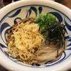 百福 - 料理写真:ぶっかけうどん