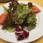 Aux delices de dodine - サラダ