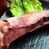 焼肉 蘭 - 料理写真:希少の黒毛和牛生タン!!市場にもあまり出回りません。