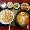 台湾料理 味源 - 料理写真:炒飯定食(1,080円)