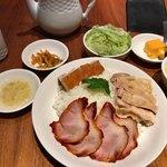 鴻星海鮮酒家 - 三宝飯