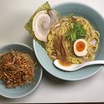 一心亭 - 料理写真:Aセット(ラーメン+ネギチャーシュー丼)