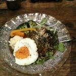 Cafe-Refresh - 和風ハンバーグ