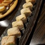 75780918 - サーモンの押し寿司的な?