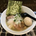 ラーメン 樂只 - 料理写真:限定鴨出汁全部