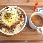 カフェ マルニ - ポテトミートドリア