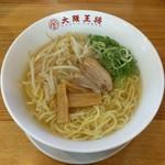 大阪王将 - うま塩ラーメン(510円)