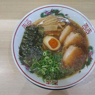 あっさり鶏ガララーメン720円