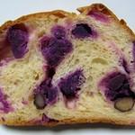 COBO pan - 紫芋黒豆