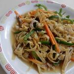 万里長城 - 中国豆腐定食¥550