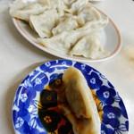 万里長城 - 水餃子¥400