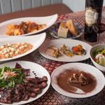 イタリアンレストラン&バー BARDI -