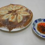 万里長城 - 焼き餃子¥400