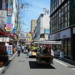 万里長城 - 西新商店街