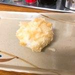 75786260 - 半熟卵の天ぷらです。(2017.10 byジプシーくん)