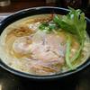麺乃家 - 料理写真:濃厚塩らーめん 2杯目