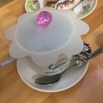 クインズケーキ - 紅茶