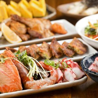 飯田橋女子会で味わう◆贅沢な海鮮たっぷりディナー