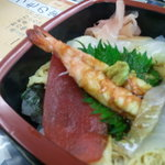 7579340 - ちらし寿司