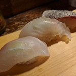 天史朗寿司 - 握り
