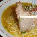 麺処 瓢たん - チャーシュー