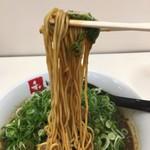 和 dining 清乃 - 麺とスープが絡む