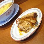 肉そばタンタン 準急 - 肉そばタンメン(ピリ辛)800円