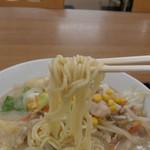 鹿野サービスエリア(上り線)スナックコーナー - 麺