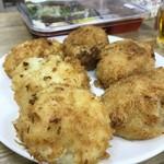 京町クロケットファミリー - 料理写真: