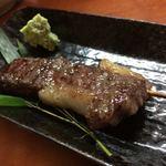 和風居酒屋 梅一 - やっぱ、松阪に来たからには、松阪牛串焼 700円!