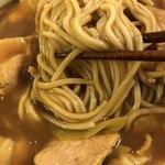 磯ふじ - 料理写真:カレー蕎麦