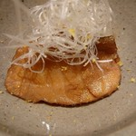 すし宮川  - 料理写真:ボウズギンポ