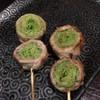 四日市酒場 くしだま - 料理写真:ぶたくし(レタス)