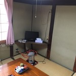 75797229 - 旅館の部屋の個室で食事がいただけます。