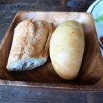 アメニテ ギンザ - 桐生酵母パン2種