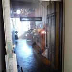 アメニテ ギンザ - 入口扉