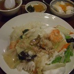 広来飯店 - 日本海ホイ飯