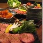 炭火亭 - 料理写真:うまさにこだわりの品質と技術