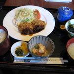 汽車ポッポ食堂 - 料理写真:「汽車ポッポ食堂」