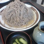 無量庵 - 料理写真:盛りそば(特盛) 680円