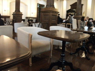 Cafe 1894 - テーブル席