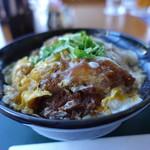 ザ・カフェ - ☆【ザ・カフェ】さん…カツ丼(≧▽≦)/~♡☆
